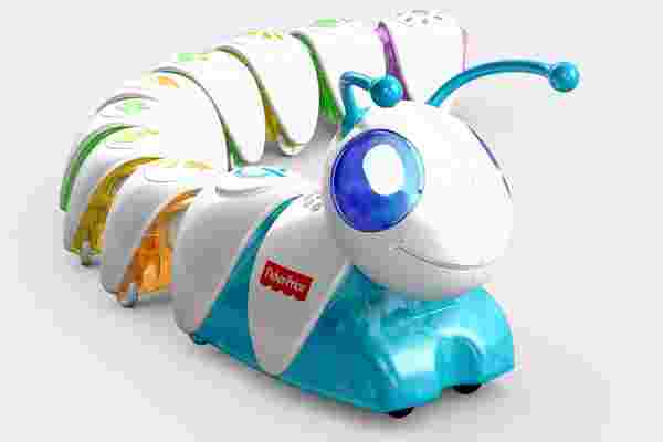 Fisher-Price的可爱新玩具旨在向学龄前儿童传授计算机编程的基础知识