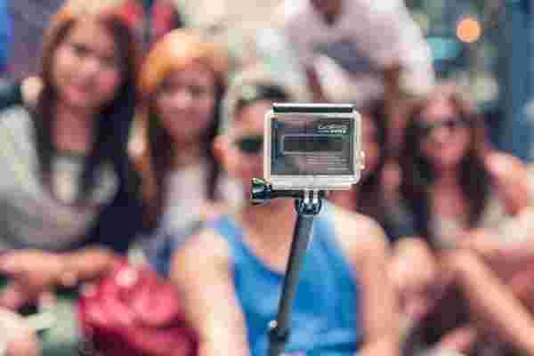 极端流媒体: 您现在可以直接从GoPro主持潜望镜广播