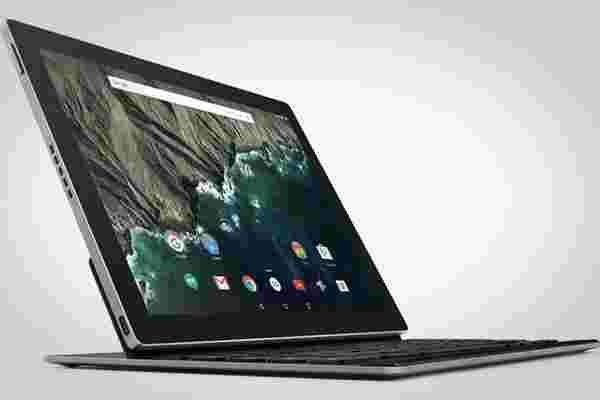 """满足Google的新 """"pixel c"""" 平板电脑"""