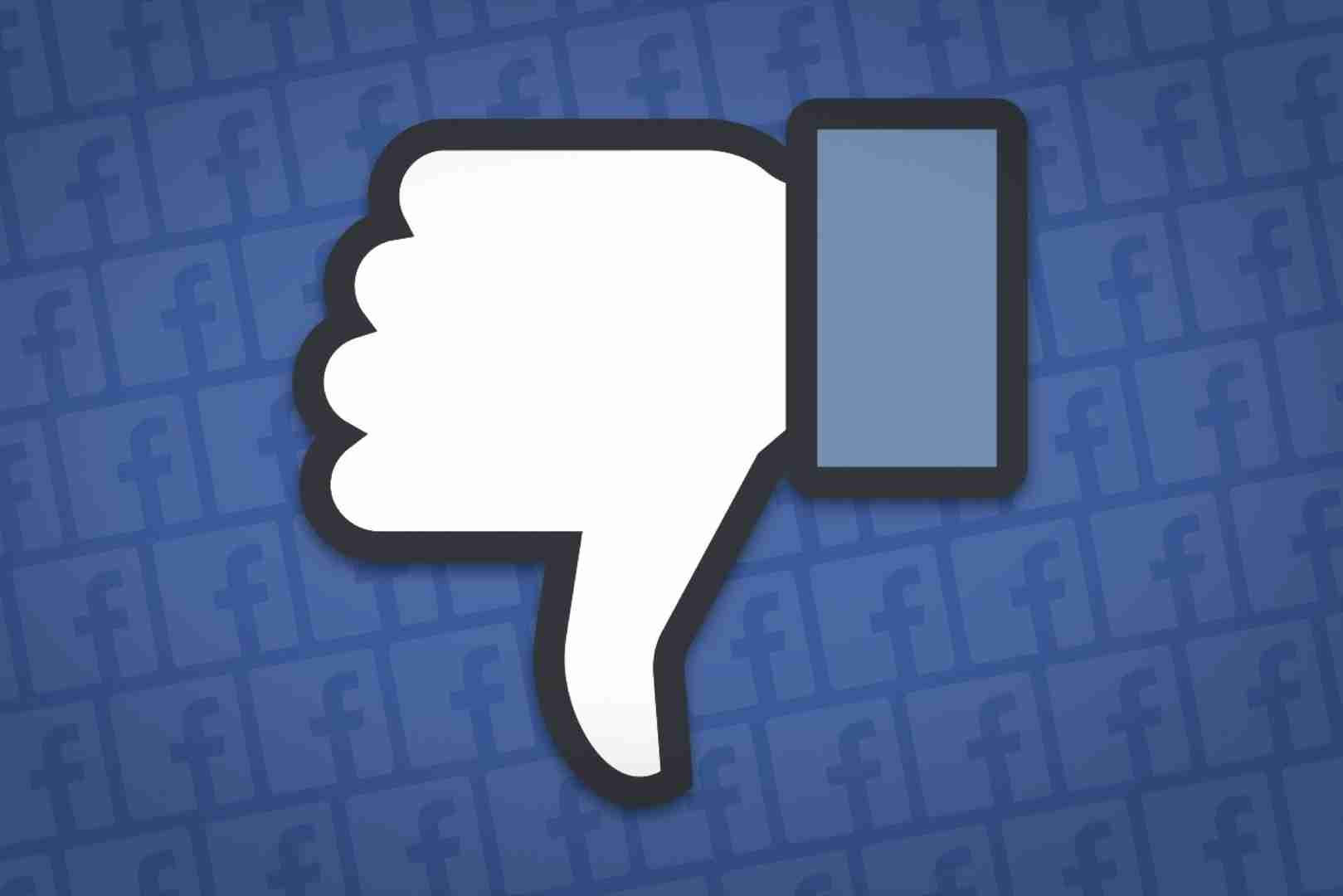 求救,懒鬼! Facebook倒闭了。