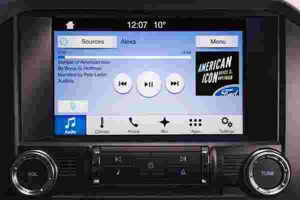 福特在汽车中提供亚马逊的Alexa