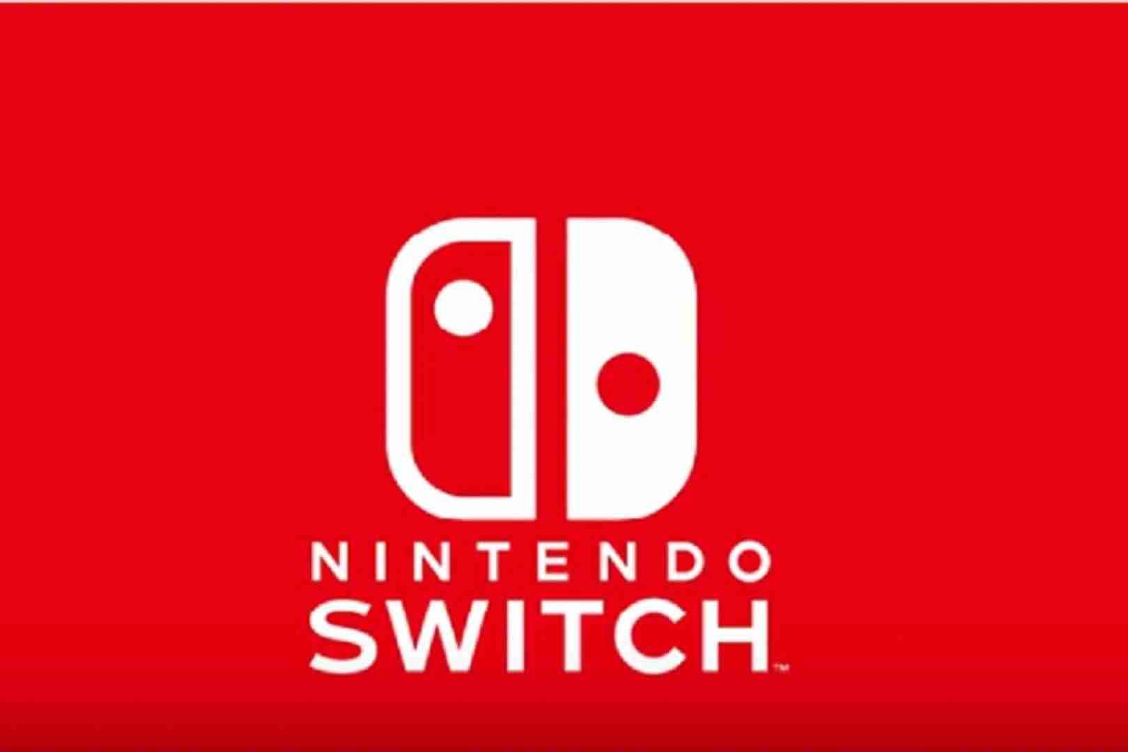 """哇。有了任天堂的新 """"switch"""",无论你走到哪里,你都会有一个家用游戏机。"""