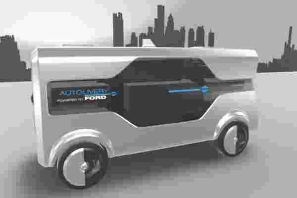 福特也希望参与无人机交付