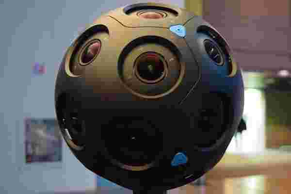 Facebook推出了更新的环绕声360相机