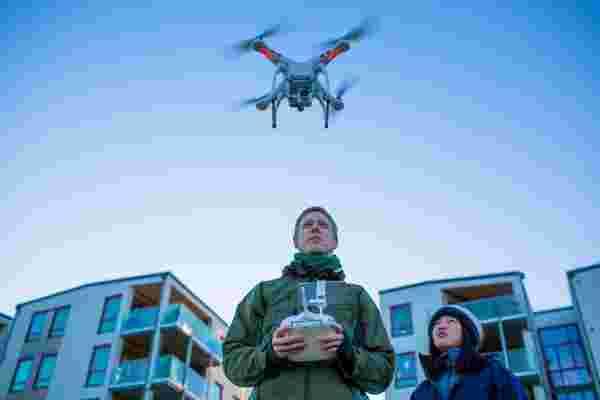 无人机行业: 来自局外人的想法